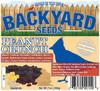Backyard Seeds Peanut Crunch Seed Cake, 7oz