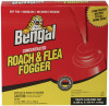 Bengal Concentrated Concentrated Roach & Flea Fogger, 3 Pack