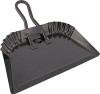 Simple Spaces Steel Black Dust Pan