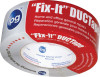 IPG Fix-IT Silver Duct Tape, 55 Yd.