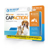 CapAction Cat/Small Dog Flea Tabs, 6 Pack