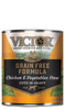 Victor Grain Free Chicken & Vegetables Stew Canned Dog Food, 13.2 Oz.