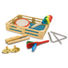 Melissa & Doug Band-In-A-Box, 10 Piece Set