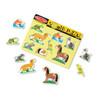 Melissa & Doug Pets Sound Puzzle, 8 Pieces
