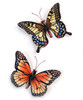 Giftcraft Iron Butterfly Design Wall Decor