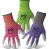 Boss Big Helper Kids Gloves with Nitrile Palm, Assorted Colors