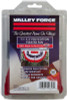 """Valley Forge Pleated Mini-Fan Flag, 1.5""""x3'"""