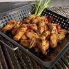 Grill Pro Porcelain-Coated Square Wok Topper