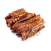 Grill Pro Stainless Steel Rib & Roast Rack