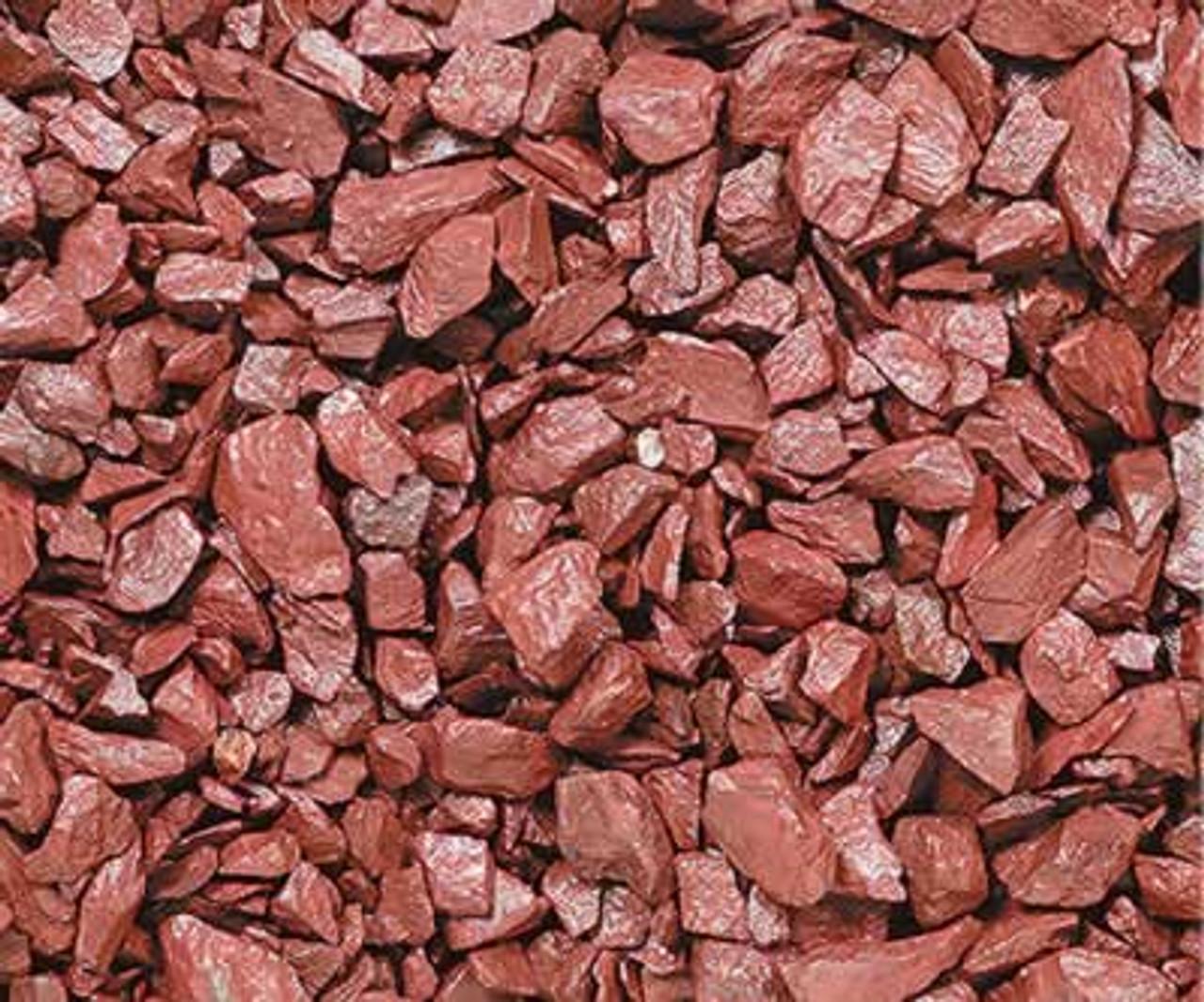Everlast Autumn Red Rock Sandstone Decorative Landscaping Stone Countrymax