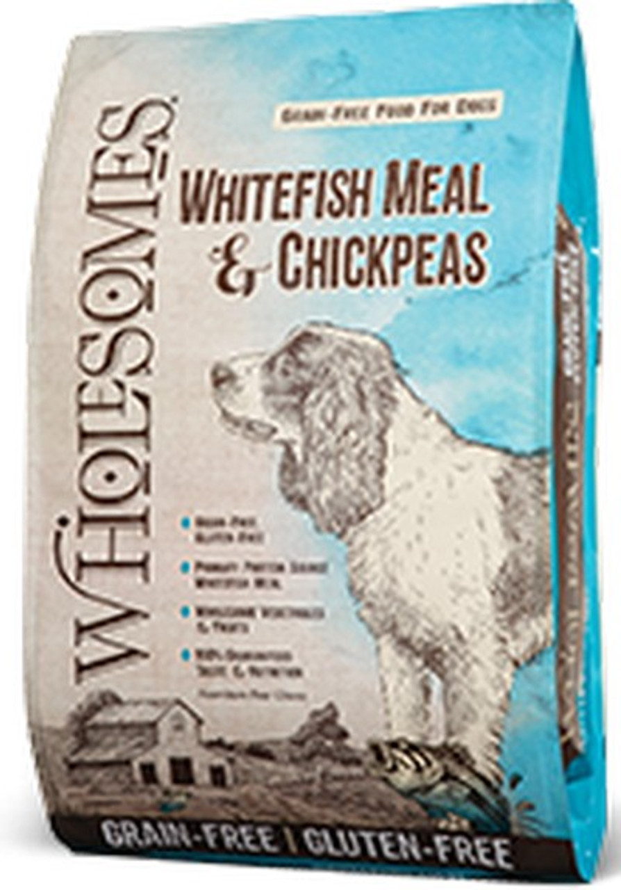 Sportmix Wholesome Whitefish Meal And Chickpea Grain Free Dog Food Countrymax