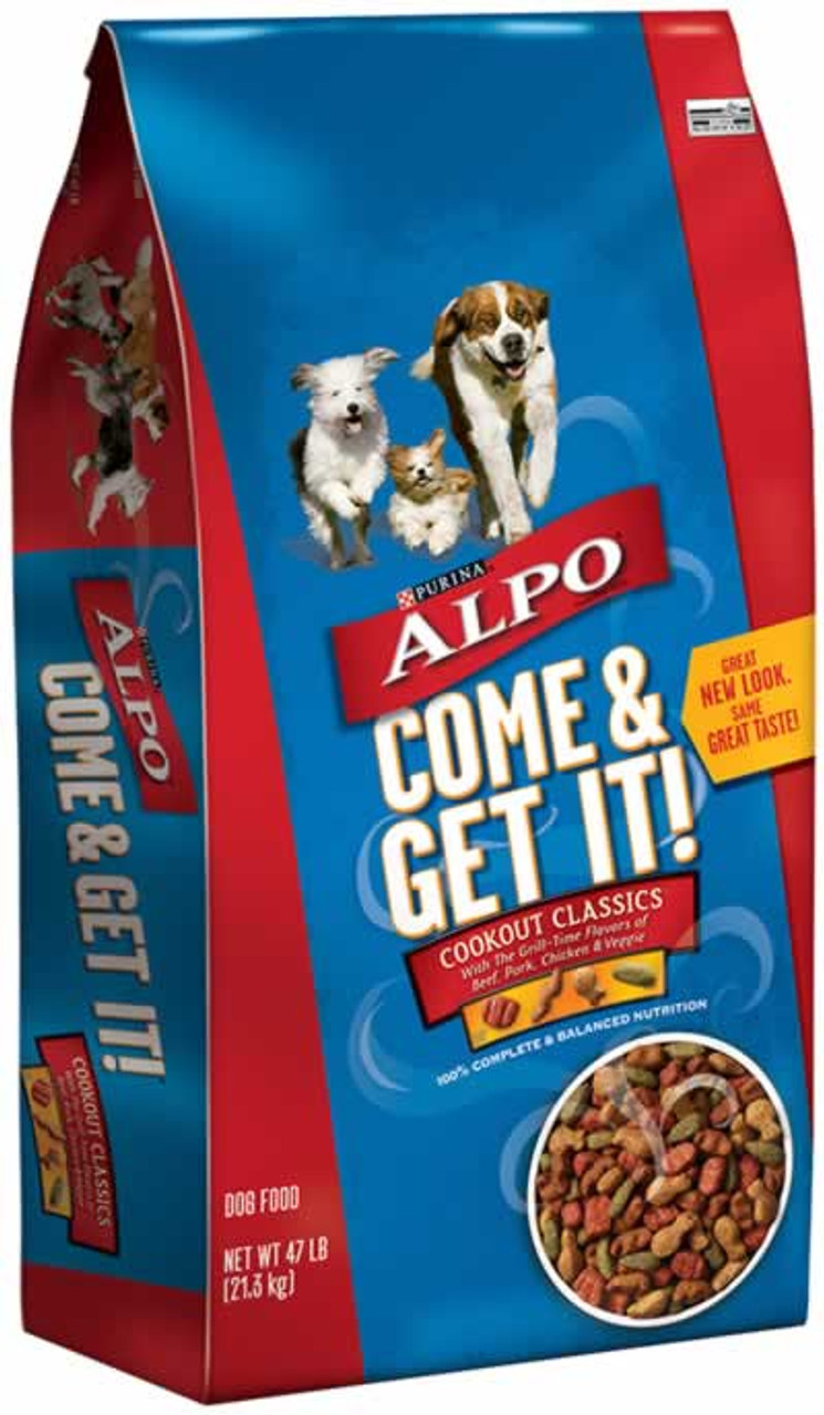 Alpo Come And Get It Dog Food 47 Pounds Countrymax