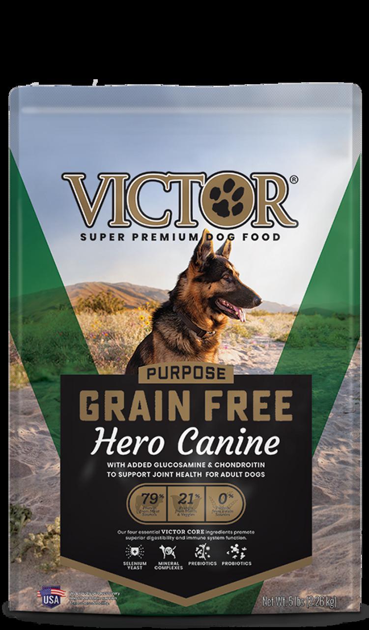 Victor Grain Free Joint Health Formula Dog Food - CountryMax
