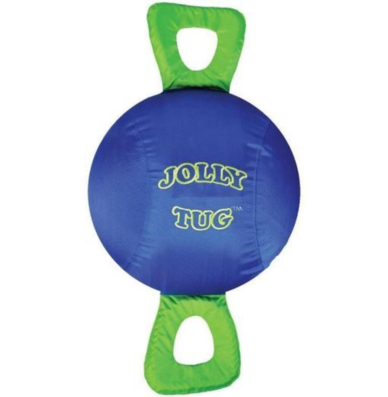 "Horsemen/'s Pride 10/"" Horse Jolly Ball Blue"