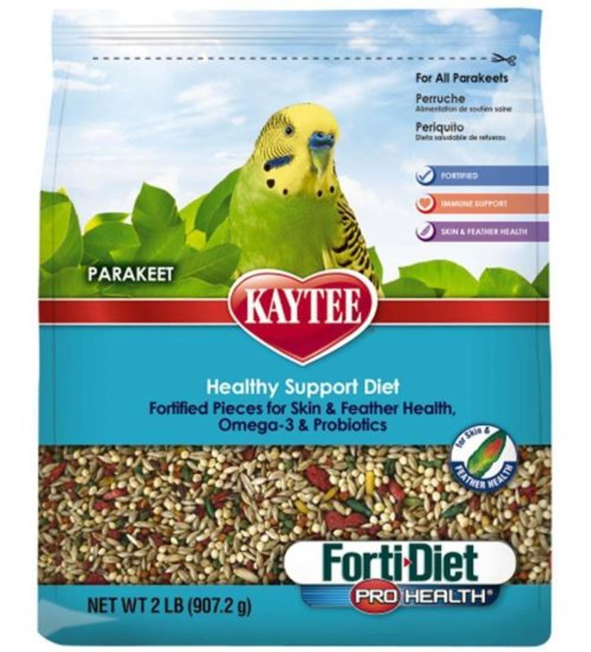 kaytee forti-diet parakeet food