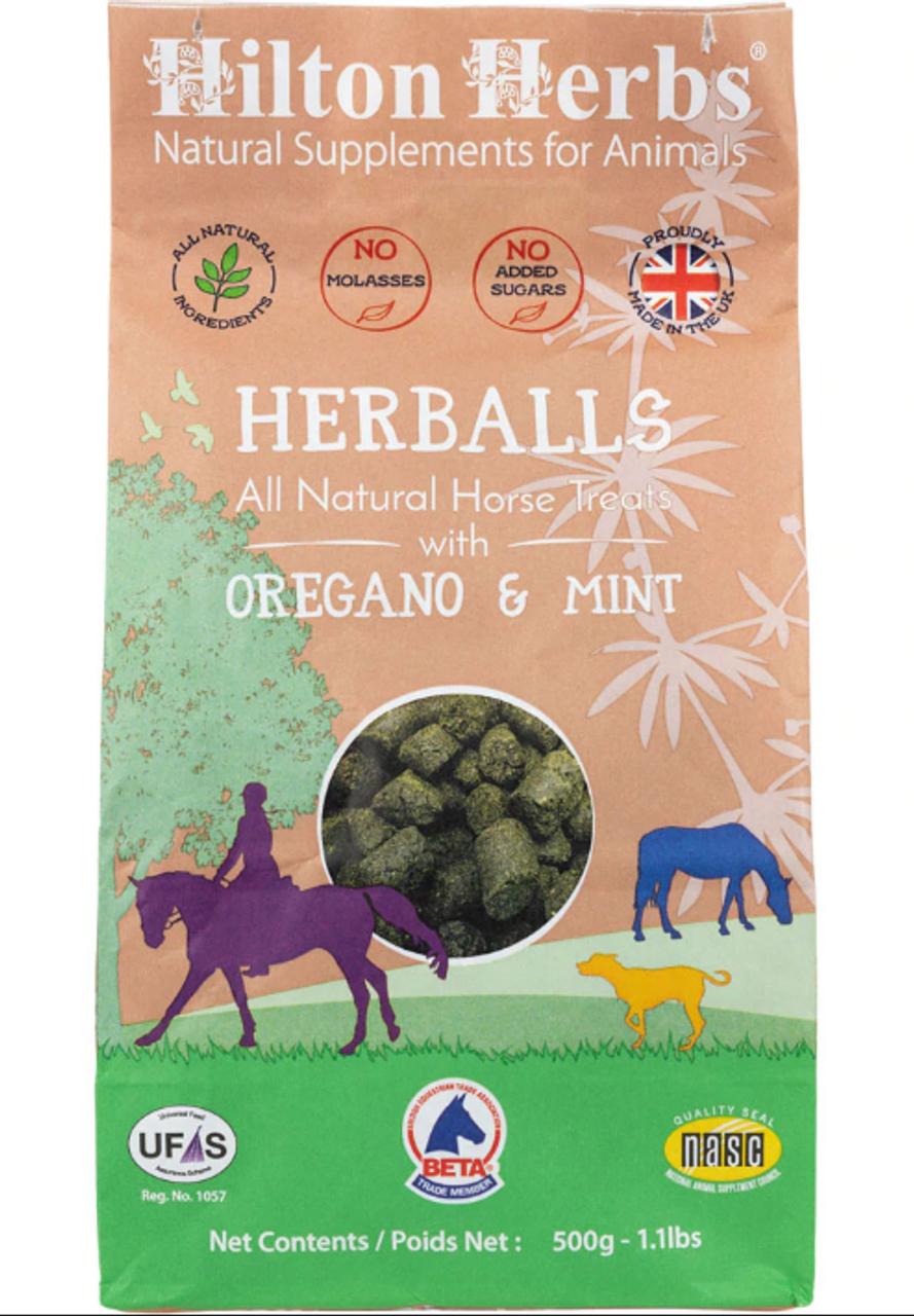 Hilton Herbs Herballs Horse Treats 1 1 Pound Bag Countrymax
