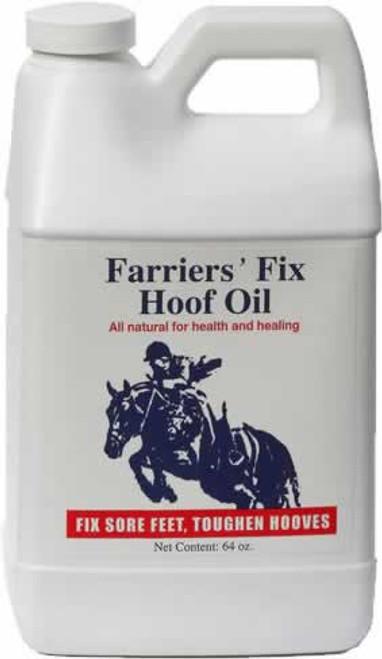 Farrier's Fix Hoof Oil 64 Oz.