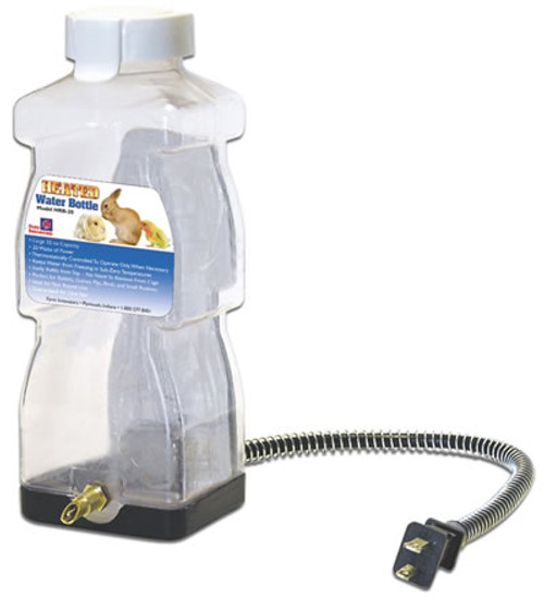 Heated Water Bottle