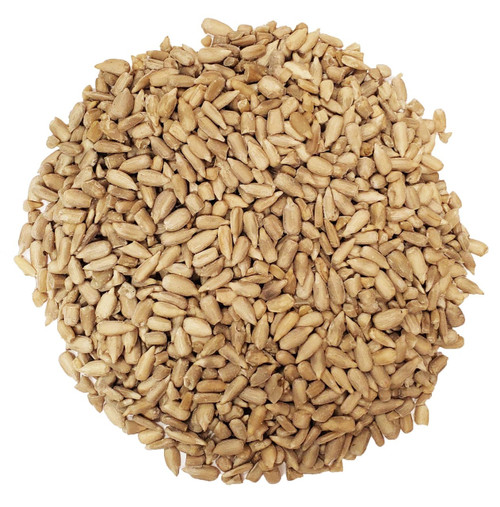 Bulk Sunflower Hearts Bird Seed, By the Pound