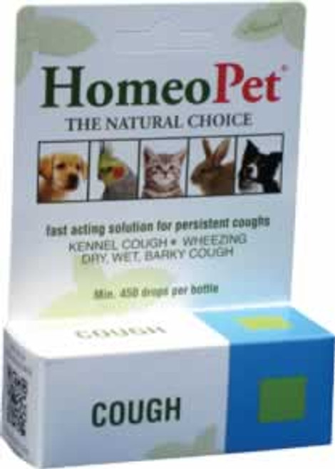 HomeoPet Cough Natural Pet Relief