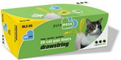 Van Ness Drawstring Cat Pan Liners