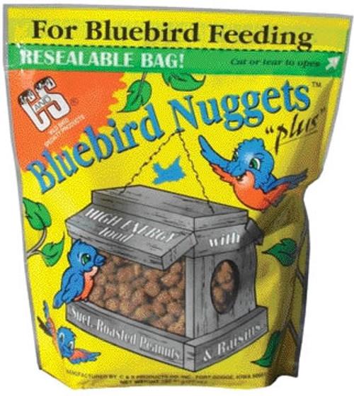 C&S Bluebird Suet Nuggets 27 Ounces
