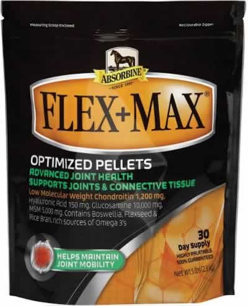 Absorbine Flex+ Max Optimized Pellets
