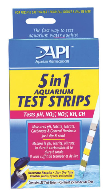 PondCare 5-IN-1 Test Strips