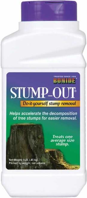Bonide Stump-Out Stump Removal Granules 1 Pound