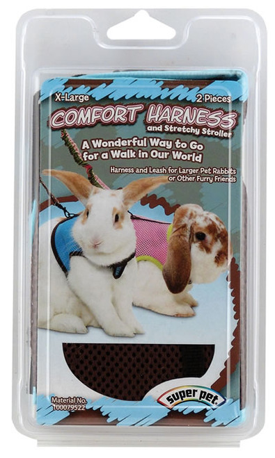 Comfort Harness With Lead