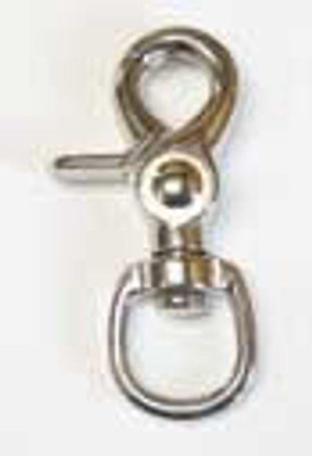 Swivel Eye Trigger Snap, 3/4X2-3/4 Inch