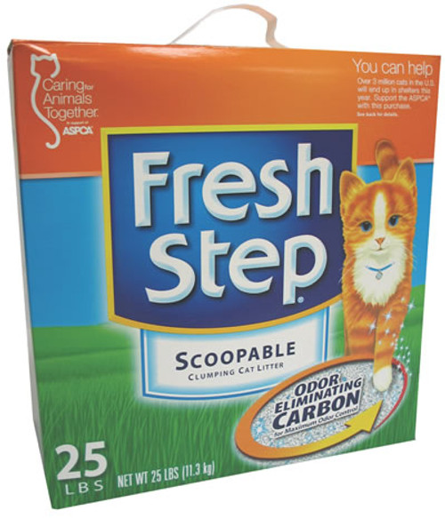 Fresh Step Scoopable Litter, 28 Pounds