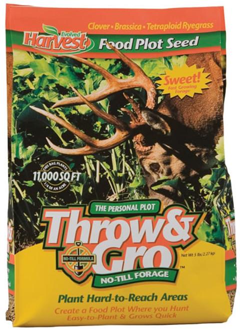 Evolved Habitat No-Till Throw & Gro, 1/4 Acre