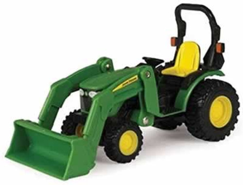 Ertl John Deere Mini Tractor with Front Loader Toy