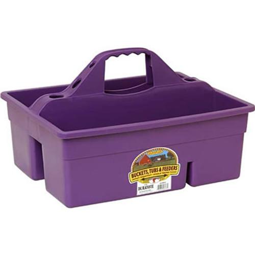 Little Giant Dura Tote Purple