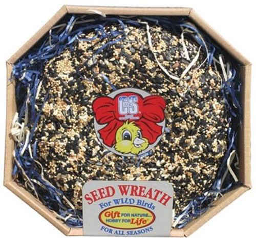 C&S Seed Wreath