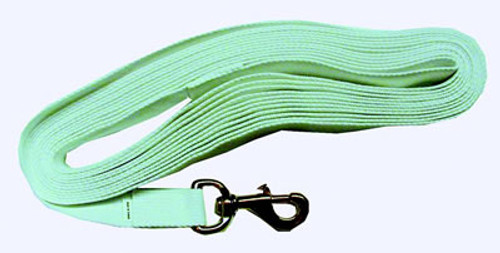 Cotton Horse Lunge Line, 25 Feet