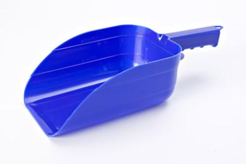 Blue 5 Pint Feed Scoop