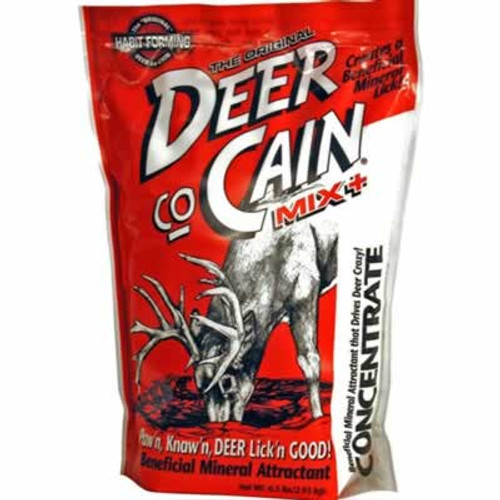 Deer co-Cain Concentrate Mix, 6.5 Lb.