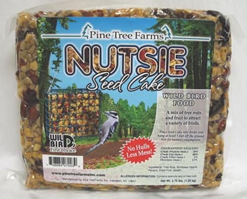 Pine Tree Farms Nutsie Seed Cake