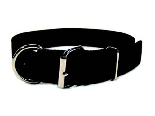 Hamilton Black Calf Collar, 36