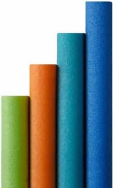 "Jumbo Swimming Pool Noodles 3.5"" x 60"""