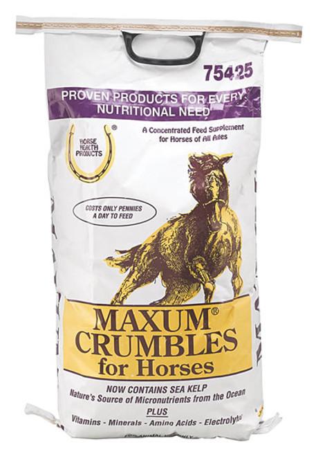 Farnam Horse Health Maxum Crumble 25 Pound