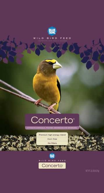 Blue Seal Concerto Bird Seed, 40 Lb.