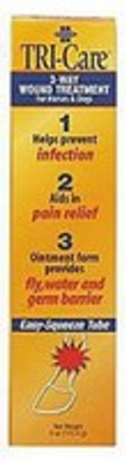 Tri-care Triple Action Wound Treatment, 14 Ounce