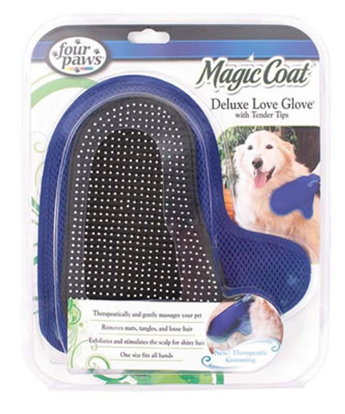 Four Paws Magic Coat Love Glove For Dogs