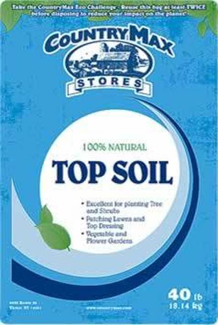 CountryMax Top Soil 40 Pounds