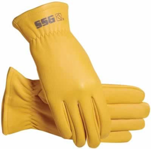 SSG 1600 Rancher Unlined Roping & Western Equine Gloves