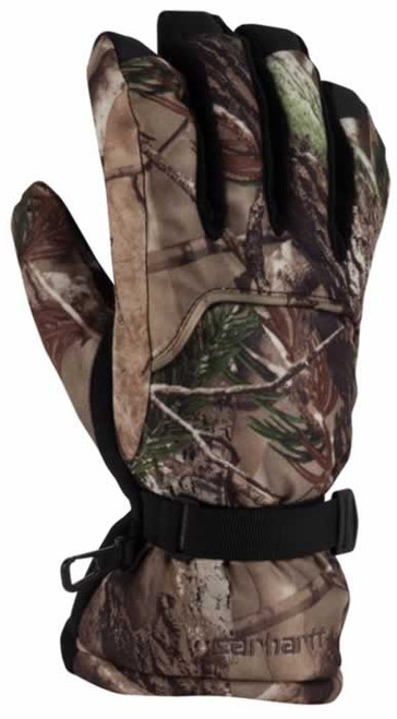 Carhartt Gauntlet Camo Fleece Gloves
