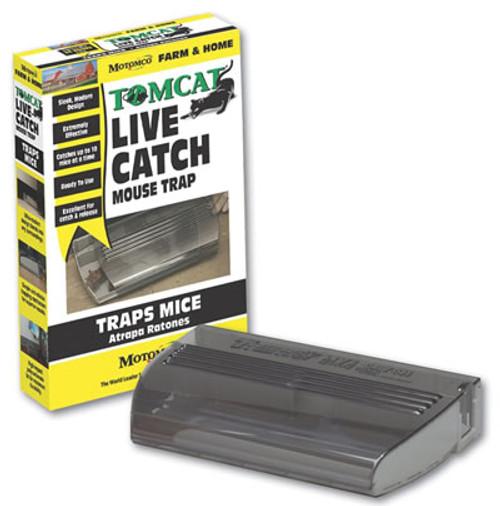 Tomcat Multiple Catch Live Catch Mouse Trap